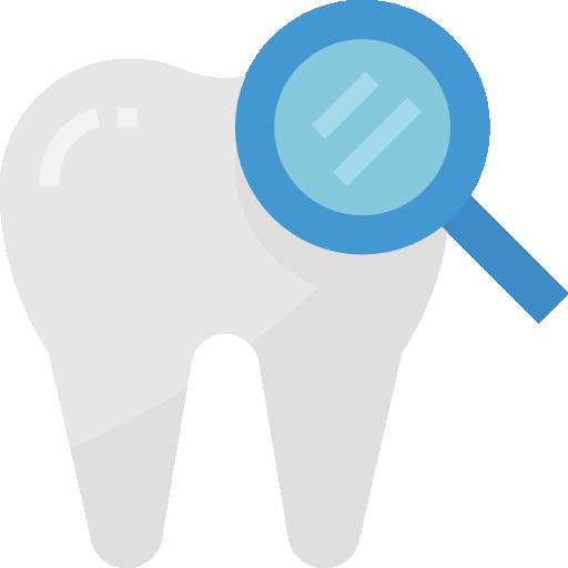 معاینه اولیه دندان